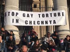 Informatieverslag homovervolging in Tsjetsjenië (Raad van Europa) - Piet De Bruyn