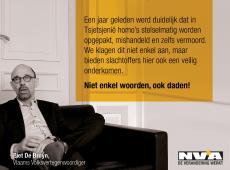 'Ze dreigden ons te vermoorden' - Piet De Bruyn