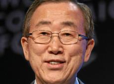 Ban Ki-moon - Piet De Bruyn
