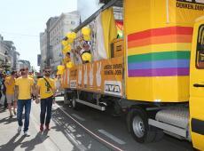 N-VA stapt mee met de Gay Pride