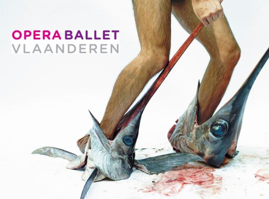 Ballet Vlaanderen - Idomeneo - Piet De Bruyn