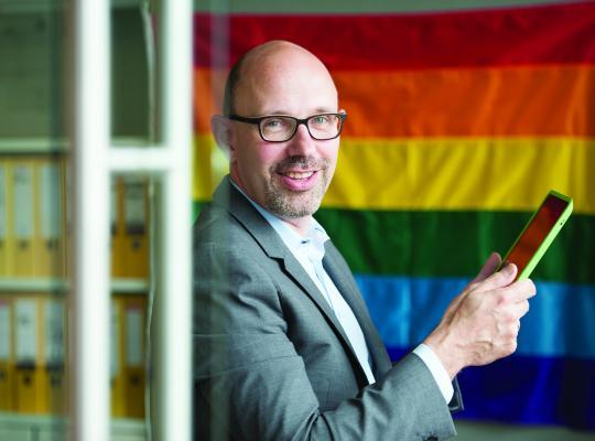 Raad van Europa stelt Piet De Bruyn aan als algemeen verslaggever LGBTI-rechten