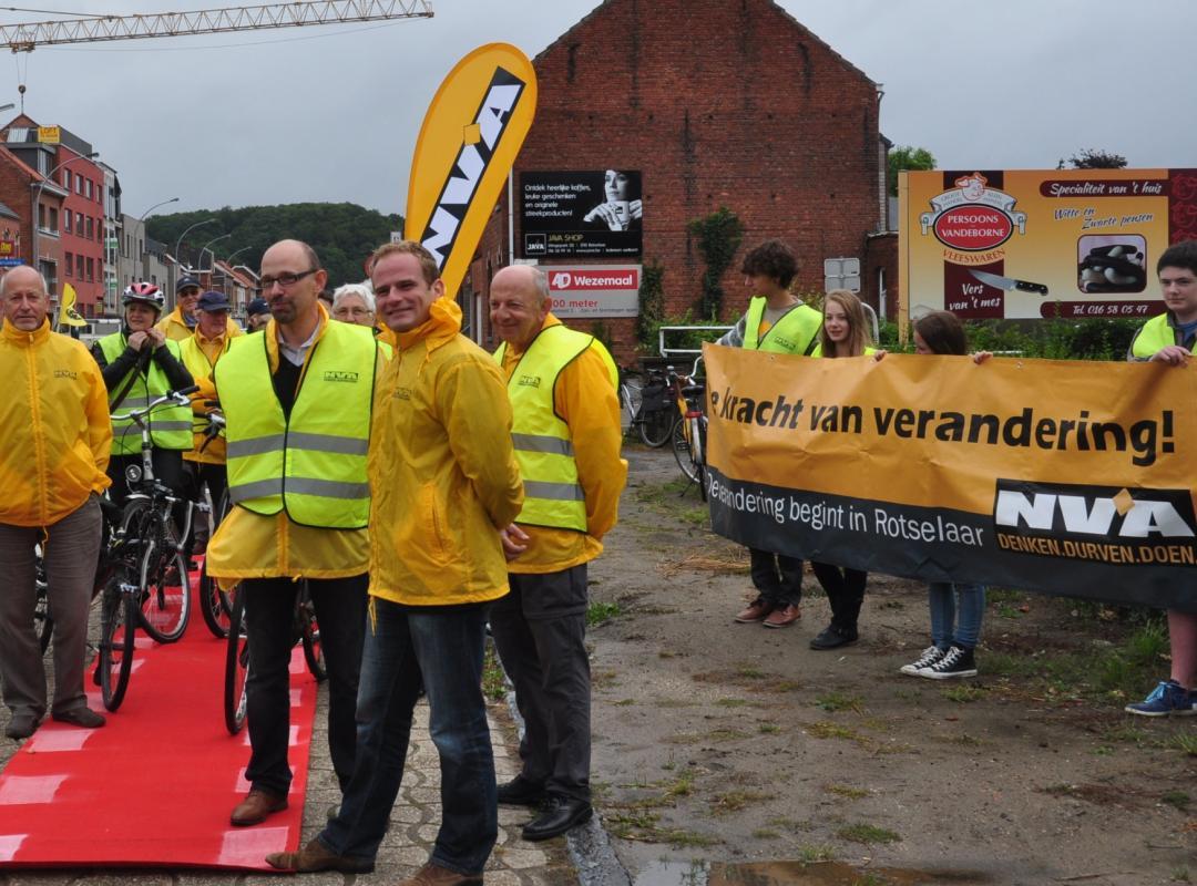 N-VA Rotselaar - Piet De Bruyn