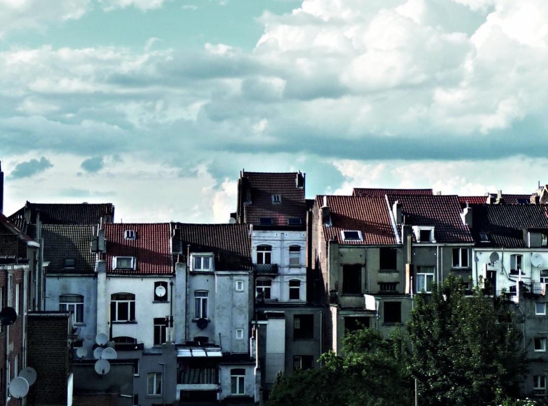 Armoedecijfers dalen - Armoedebarometer 2017 - Piet De Bruyn - Armoedebestrijding Woning