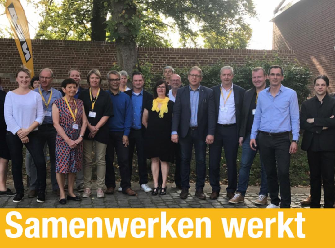 20171016_30 N-VA afdelingen uit Oost-Brabant pakken mobiliteit samen aan - Piet De Bruyn
