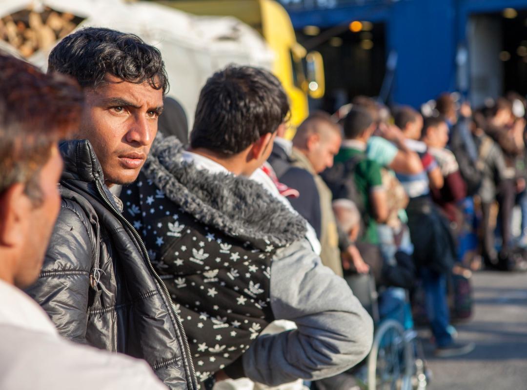 Asiel - Migratie - Nieuwkomersverklaring - Piet De Bruyn